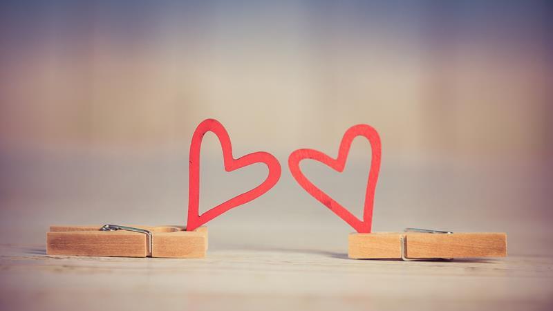 真的戀愛了!