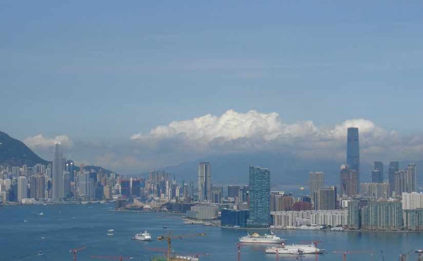 水窮與雲起──香港職場的處境與轉化