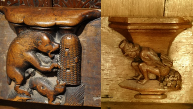 《另類關愛座 (Misericord, mercy seat)》