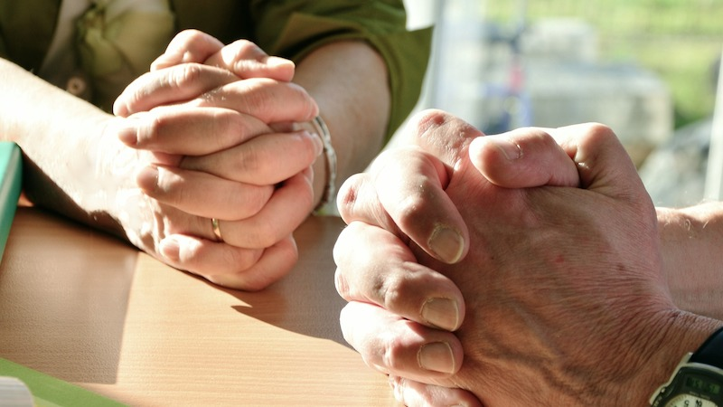 渦輪式靈修操練:兼修生活中不住地禱告